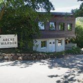 Arche Warder Eingang
